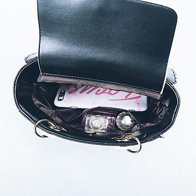 Frauen Handtaschen Mode Classic Crossbody Tasche Gray