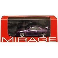 Nissan Skyline GT-R V-spec (R33) (Midnight Purple) (Resin model) [Toy] (japan import)