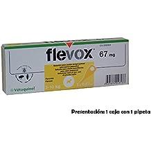Pipeta FLEVOX pipetas anti pulgas,garrapatas Spot On perros 2-10 Kg antipulgas …
