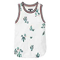 Tommy Hilfiger tank top for girls in White; Size:6years
