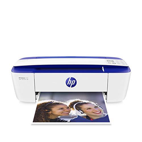 HP DeskJet 3760 Stampante Multifunzione Wireless c...