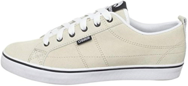 Osiris Skateboard Schuhe   45   Cement/Black/White  Billig und erschwinglich Im Verkauf