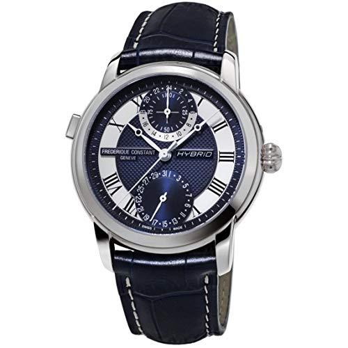 Frederique Constant Men's Hybrid Manufacture 42mm Automatic Watch FC-750MCN4H6