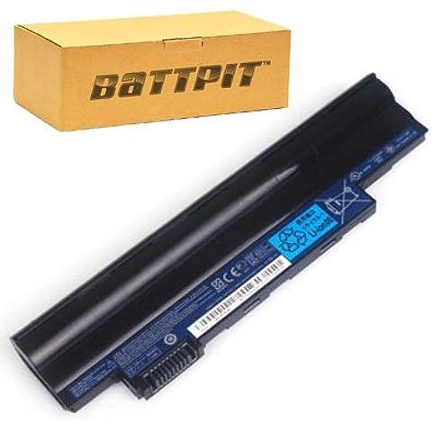 Battpit Bateria de repuesto para portátiles Acer Aspire One D260-2680 (4400mah / 48wh)