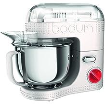 Bodum Bistro Robot de Cuisine Electrique Blanc 4,7 L 700 W