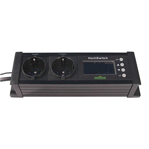 Température Thermostat de chauffage/Mode de refroidissement, jour/nuit 91920