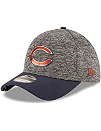 New Era NFL CHICAGO BEARS Authentic 39THIRTY Draft 2016 Stretch Fit Cap