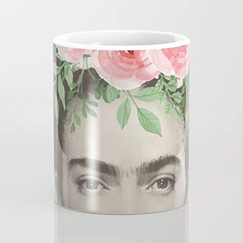 Kaffeetasse Frida Kahlo