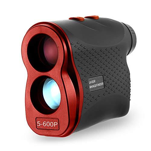 Blusea 600 Mt / 900 Mt Golf Laser Entfernungsmesser Geschwindigkeit Tester Laser Entfernungsmesser Digitale Jagd Messung Monocularteleskop