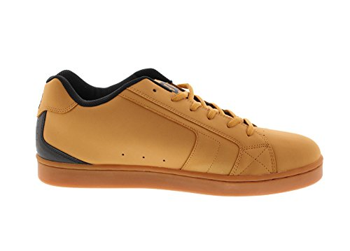 DC Shoes - Sneakers unisex Wheat/Black/Dk Chocolate