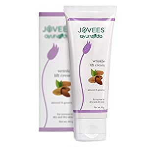Jovees Almond & Ginseng Wrinkle Lift Crème - 60gm Pack 2