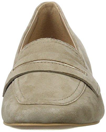 Be Natural Damen 24205 Slipper Beige (TAUPE 341)