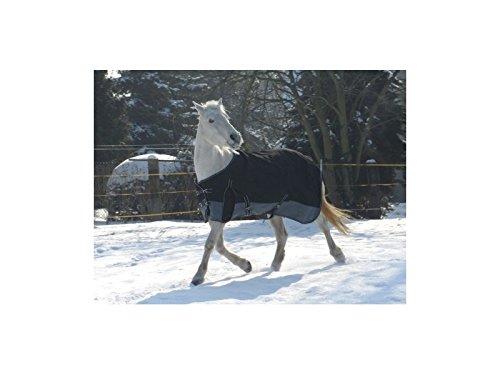 couverture-dexterieur-doublure-en-polaire-600-deniers-noir-gris155cm