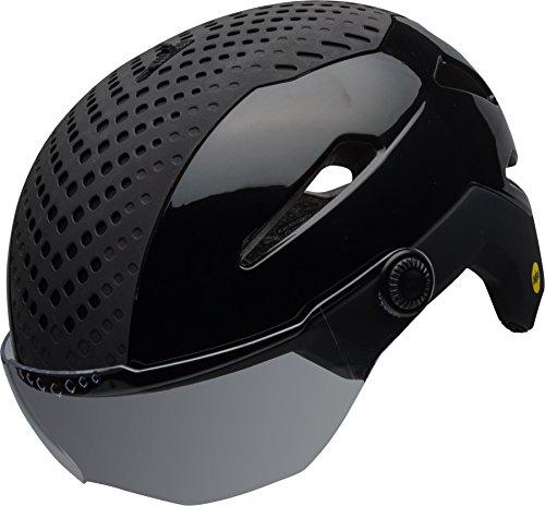 Bell Unisex- Erwachsene Annex Shield MIPS Fahrradhelm, Matte/Gloss Black, L -