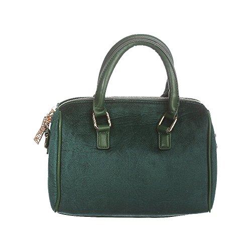 Sweet Years Borsa Donna - Mod. 2447 TENDER Verde Scuro