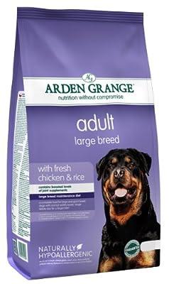 Arden Grange Adult Large Breed Chicken Dog Food
