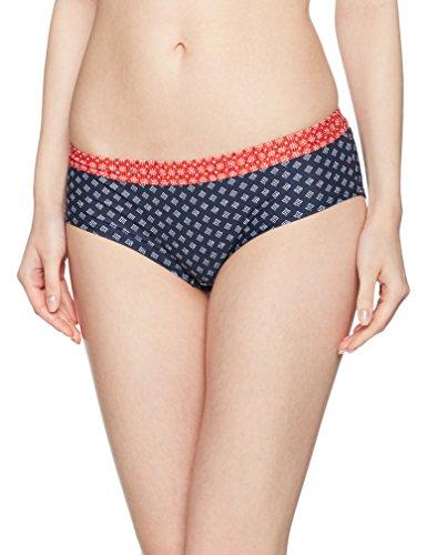 ESPRIT Bodywear Damen Bikinihose Orlando Beach Shorts, Blau (Navy 400), 42