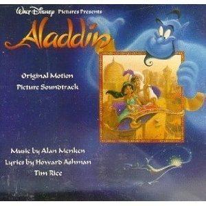 Aladdin-Soundtrack by Menken (1996-11-01)