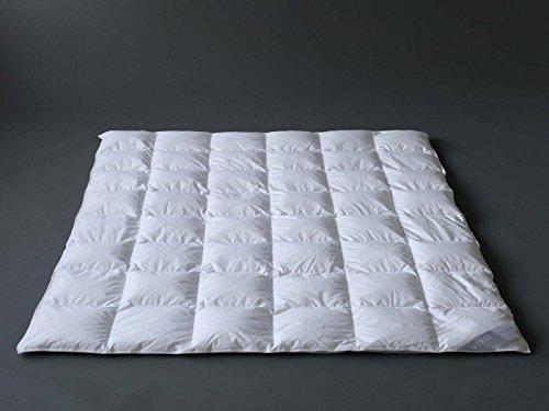 Verse - Rubin - 135x200 cm, extra leichte Sommer Daunendecke,