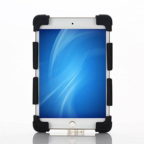 NEWSTYLE 7,9-8,5 Zoll Universal Tablet Ständer Halterung Hülle Ultra Slim Flexible Schutzhülle für Fire Hd 7'' 8