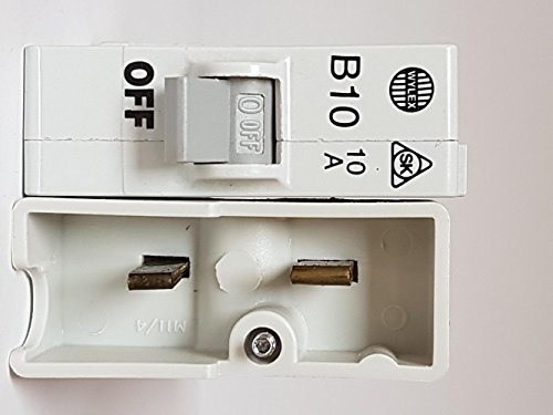 WYLEX LS MCB Typ B Stecker B10 BMCB PLUS ABM Katalog Lampe -