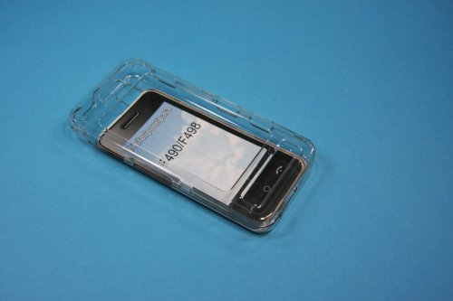 Crystal Case / Hard Ice Cover Samsung SGH-F490/F498