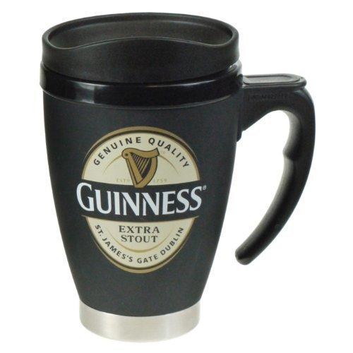 Guinness étiquette petite tasse de voyage
