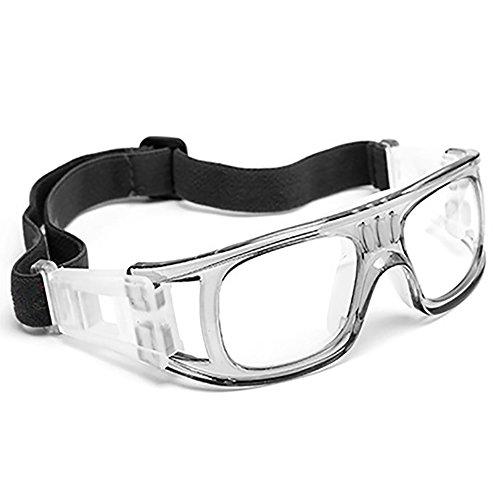 fussball sportbrille Sportbrillen für Basketball Fußball Volleyball Hockey Outdoor Sports Brille Schutzbrille Brillen mit