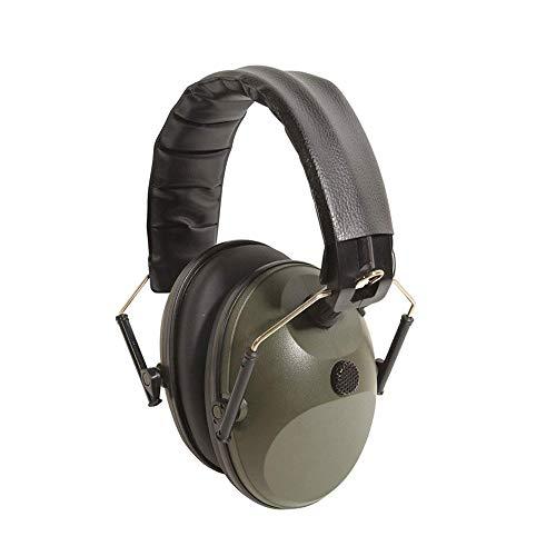 Cuffie per riprese elettroniche con amplificazione e soppressione del suono, protezioni antirumore di protezione antirumore, nrr 24 db
