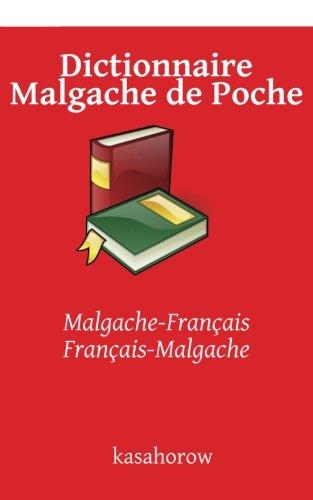 Dictionnaire Malgache de Poche: Malgache-Français, Français-Malgache