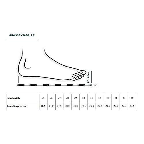 Gallux - Jungen Hausschuhe Schuhe tolle Slipper Schwarz