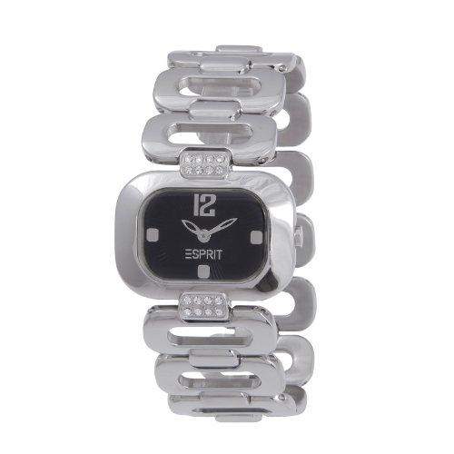 Esprit Ladies Watch Charming Dear Black Silver ES101992001