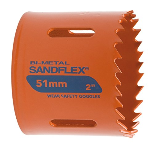 BAHCO CORONA BIMETAL SANDFLEX 111 CAJA 3830-111-VIP X4 UNIDADES