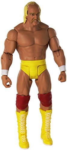 WWE - Figur Base Hulk Hogan (Wwe Hogan Hulk)