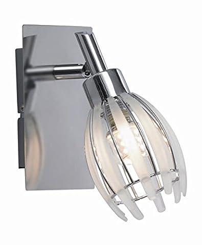 Spot design Lo design-MAC MAC-CB2 Blanc Métal LO00011139