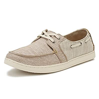 TOMS Women's Seasonal Classics Slip On Shoes Toffee Chambray Mix 10 D(M) US