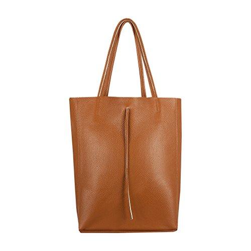 04a19ffdf4f52 Leder Shopper Braun gebraucht kaufen! 3 Produkte bis zu 63% günstiger