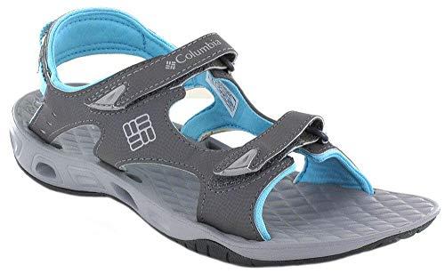 Columbia Suntech Vent Damen Sandalen aus Synthetik 37 grau