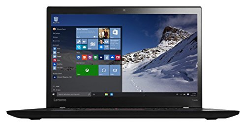 Lenovo ThinkPad T460s 14 inches (black)