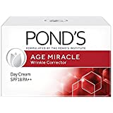 POND'S Age Miracle Wrinkle Corrector SPF 18 PA++ Day Cream, 50g