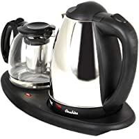 Electric kettle with 1.8 liter teapot