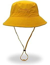 6127c5dc21f92 Amazon.es  Amarillo - Gorro de pescador   Sombreros y gorras  Ropa