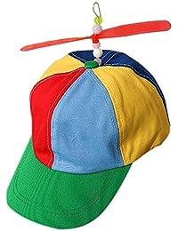 Gorra de Beisbol y Hélice Mujer Unisexo Partido Arco Iris para Hombre  Sombrero Gorra Deportiva Holatee 7616b987eae