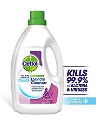 Dettol Antibacterial Laundry Cleanser, Lavender, 1.5 Litre