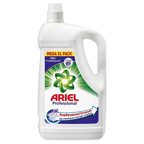 Professional Ariel Vollwaschmittel XL-Pack Flüssig 2x 4,55l
