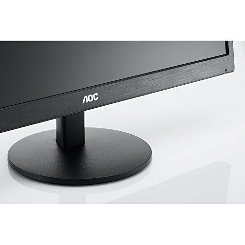 """AOC E2270SWHN 21.5"""" 1920x1080 60 Hz Monitor"""