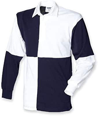 Oreo de Front Row camiseta de Rugby.