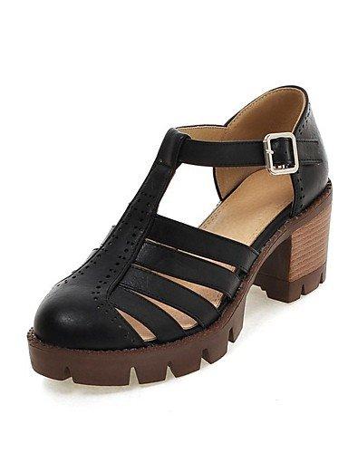 LFNLYX Chaussures Femme-Mariage / Bureau & Travail / Habillé / Décontracté / Soirée & Evénement-Bleu / Vert / Rouge-Talon Plat-Confort / gray