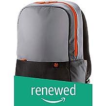 (Renewed) HP Duotone Y4T23AA#UUF 15.6-inch Laptop Backpack (Orange)