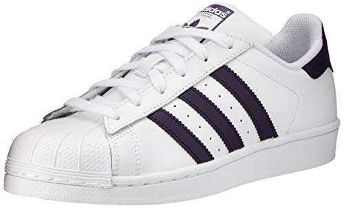 timeless design b15ed f01b4 adidas Superstar W, Chaussures de Fitness Femme, Multicolore (Multicolor  000), 42